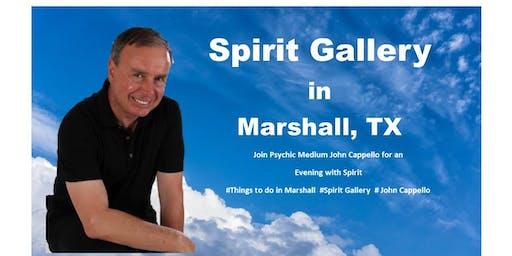 Spirit Gallery in Marshall, Texas