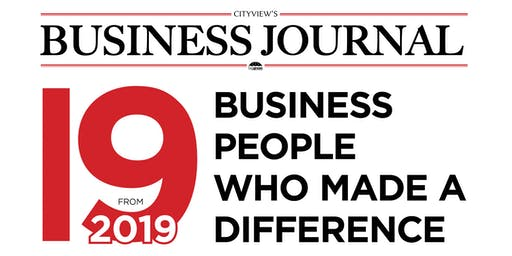 """19 From 2019"" - Business People Making a Difference"