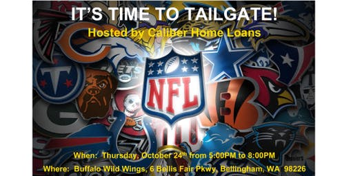 5th Annual Tailgate Party!