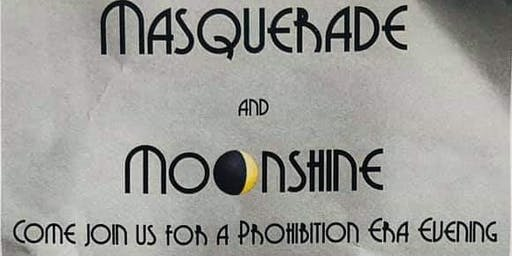 Masquerade & Moonshine Murder Mystery dinner to benefit local Veterans