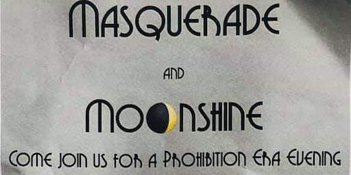 Masquerade & Moonshine Murder Mystery dinner to benefit local Veterans