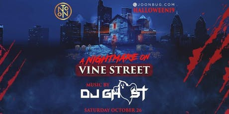 A Nightmare on Vine Street @ Noto Philly Oct 26 tickets