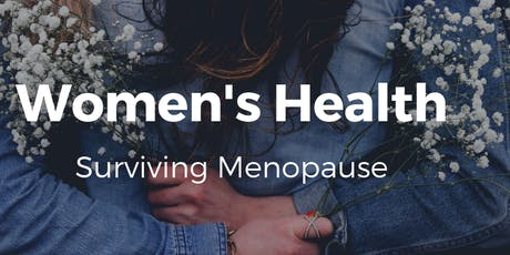 Women's Health - Surviving Menopause tickets