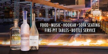 Rooftop Restaurant & Lounge Fridays tickets