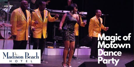 Thanksgiving Dance Party with Magic of Motown, Madison Beach Hotel, CT tickets