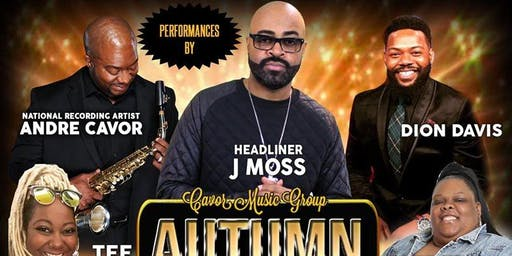 Autumn Breeze Gospel Festival w/ J Moss at The Bertram Hotel