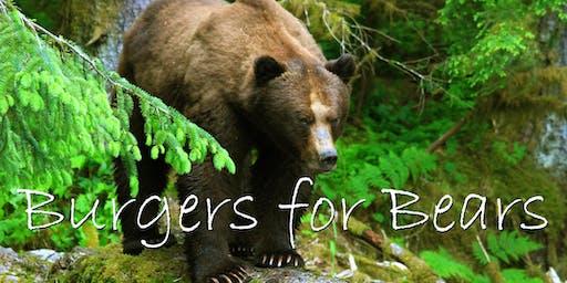 Burgers for Bears