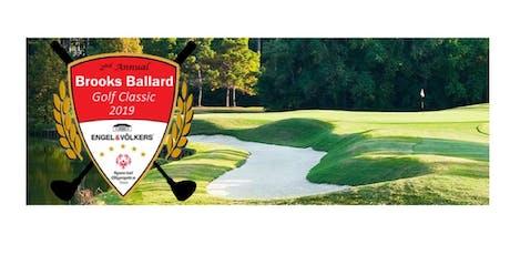 Brooks Ballard Golf Classic tickets