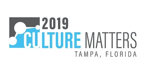 2019 Culture Matters Mastermind