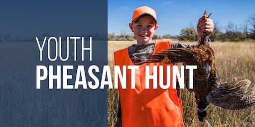 Pahvant Youth Pheasant Hunt