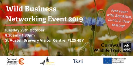 Wild Business Networking Event 2019 tickets