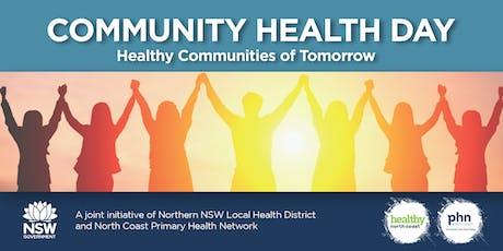 2019 Community Health Day tickets
