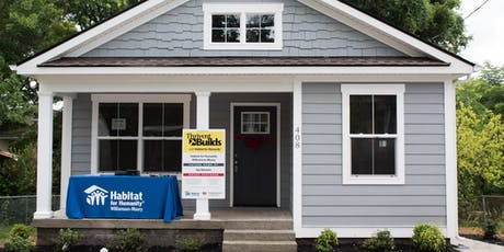 Columbia Community Partners and Habitat for Humanity tickets