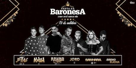 Festa da Baronesa 2019 ingressos