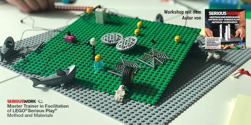 LEGO SERIOUS PLAY: Digitalisierung-Fluch oder Segen für Mitarbeiter&Kultur