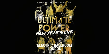 Ultimate Power New Year's Eve 2019 tickets