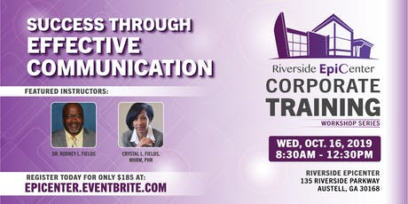 Leadership Workshop: Success Through Effective Communication tickets
