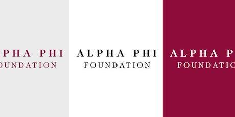 Western University Alpha Phi's Red Dress Gala tickets