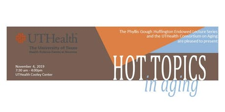 Hot Topics in Aging - Challenges in Post-Acute Transitions of Care tickets