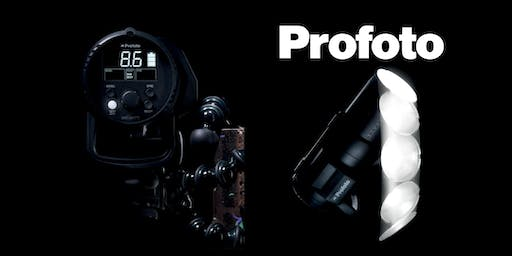 Hard Light Portraits with Profoto