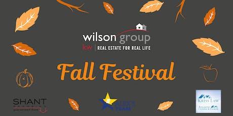Wilson Group Fall Festival! tickets