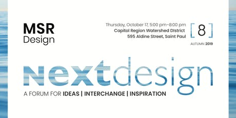 MSR Next Design Forum tickets
