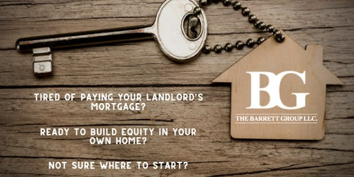 FREE First Time Home Buyers Class