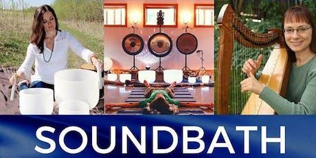 Soundbath Journey Yeg tickets