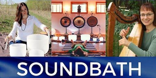 Soundbath Journey Yeg
