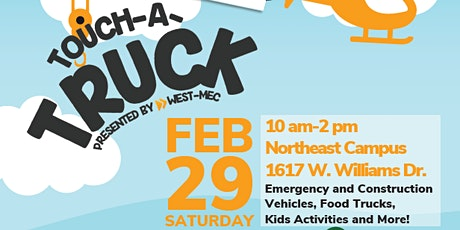 Touch-A-Truck presented by West-MEC tickets