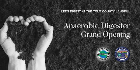 Anaerobic Composter Grand Opening  tickets