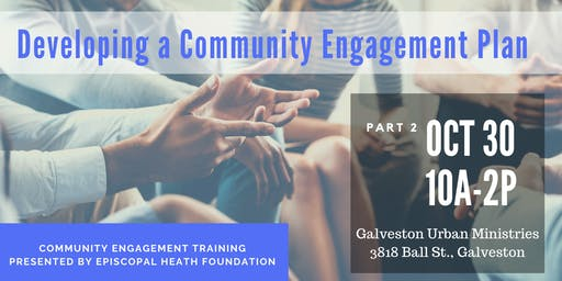 Developing a Community Engagement Plan - Part 2