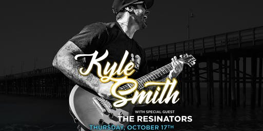 Kyle Smith with special guest The Resinators