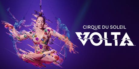 Cirque du Soleil & Echoes of Hope Invite You to the Premiere Night of VOLTA tickets