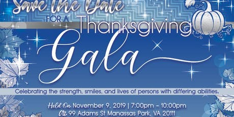 2nd Annual Thanksgiving Gala tickets