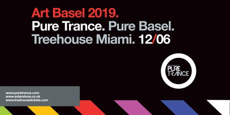 Pure Trance @ Treehouse Miami tickets