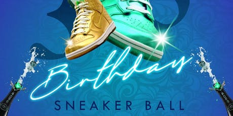 Brandon & Henry's 35th Birthday Sneaker Ball tickets