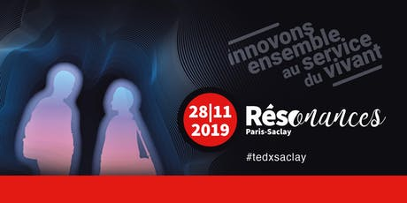 TEDxSaclay 2019 - Résonances billets