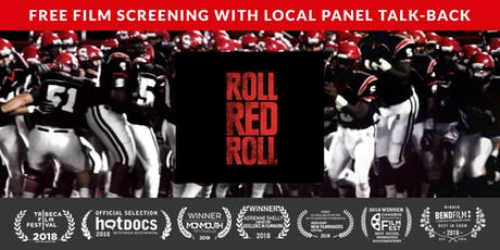 Free Screening Roll Red Roll with local panel talk-back tickets