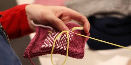 Darning Workshop with Socko and Offset Warehouse at HARA London tickets