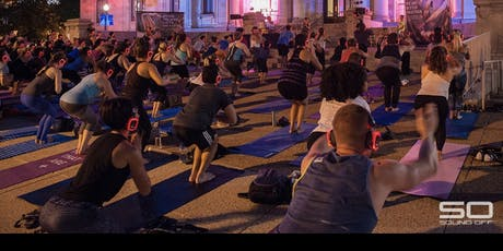 Sound Off Rooftop Yoga with Body Alive at The AC tickets