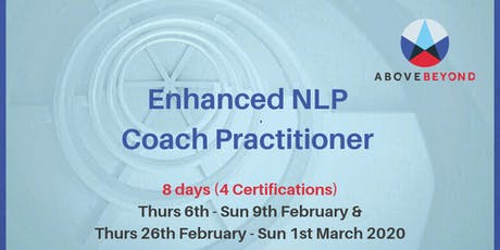 Enhanced NLP Practitioner Certification  tickets