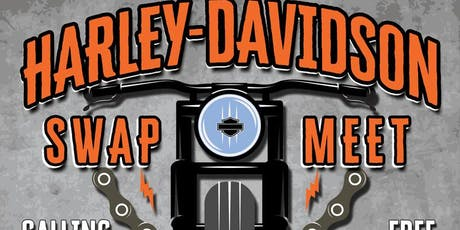 SVHD's Harley-Davidson Swap Meet tickets