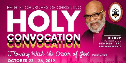 Beth-El Churches Holy Convocation