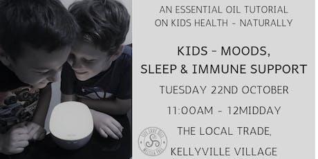 Kids - Moods, Sleep & Immune Support tickets