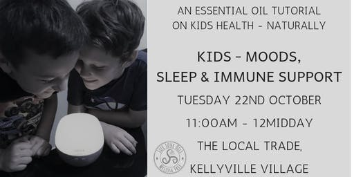 Kids - Moods, Sleep & Immune Support