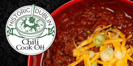 2019 Annual Historic Dublin Chili Cookoff