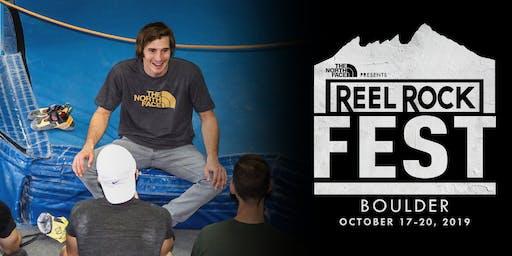 REEL ROCK 14 Boulder Fest Pro Clinics