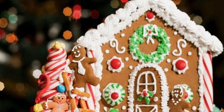 Gingerbread House - Family Workshop tickets