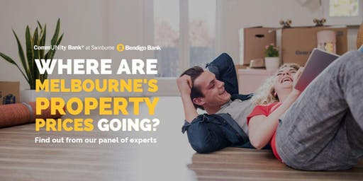 Melbourne Property Prices - Expert Panel Discussion